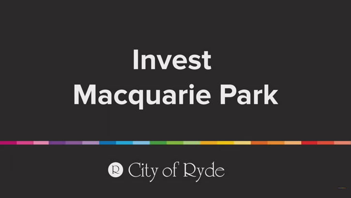 Invest Macquarie Park